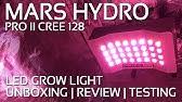 Gavita Pro 1650e LED ML Grow Light Review and PAR Testing