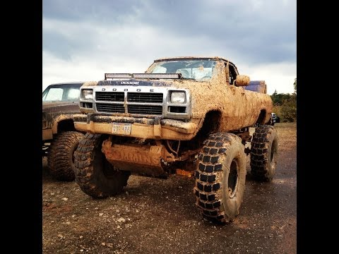 1991 Dodge Diesel Mud Truck Build Part 2 Youtube
