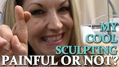 Is Cool Sculpting Painful? See My Cool Sculpting Procedure!