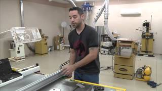 188 - VerySuperCool Tools Tablesaw Fence