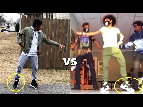 HOW TO REVERSE DANCE MOVES LIKE AYO & TEO | Yvng Homie