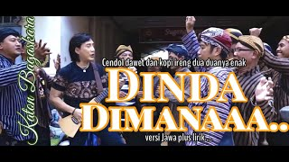 Download Mp3 Lirik Dinda Dimana Versi Jawa - Katon Bagaskara