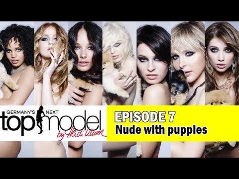 Nude next topmodel Germany's Next