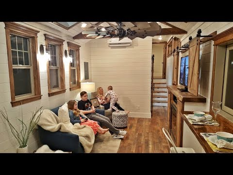 Sonoma Fire Victims Build Gorgeous Tiny House