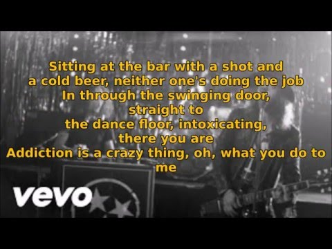 Drunk Like You - The Cadillac Three - Lyrics