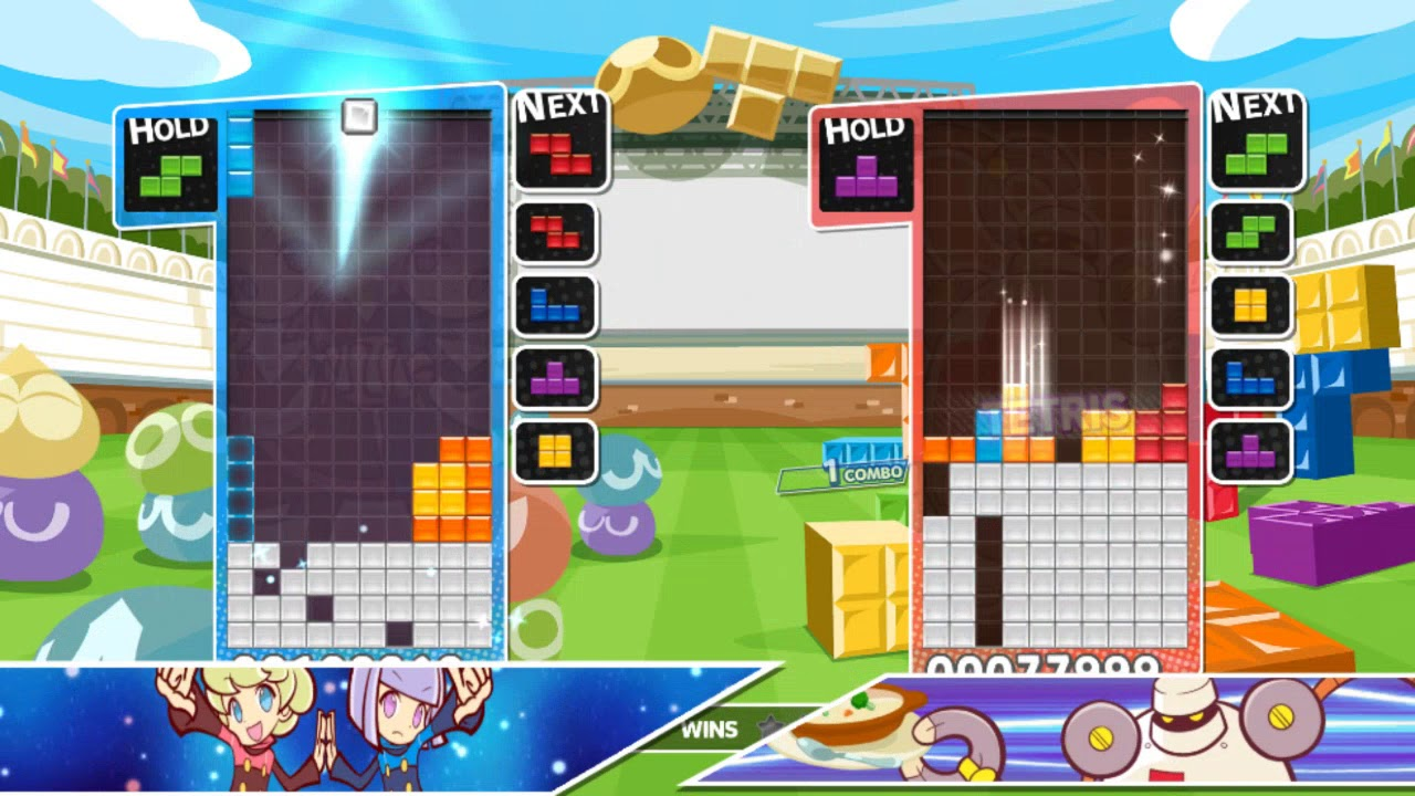 Forums - Hard Drop - Tetris Community > Puyo Puyo Tetris for PC