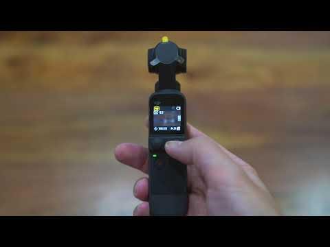 DJI Pocket 2   Different Gimbal Mode Options