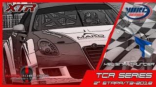 VORC Series TCR @ Helsinki Thunder - 2ª Etapa T3/2018