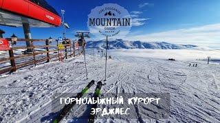 Горнолыжный курорт Эрджиес Турция Что нового в сезоне 2020 Erciyes 2020