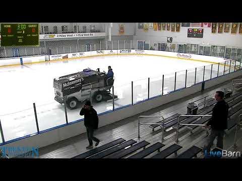 11 24 17 Game 2  3 Trenton Kennedy Recreation Center McInerney Arena