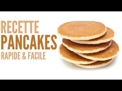 recette-pancakes:-rapide-&-facile
