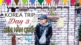 Song Thư Vlog: Đi Dạo, Ăn Kem Hàn Quốc và Trò Chuyện cùng anh em Song Thư- SONG THƯ CHANNEL