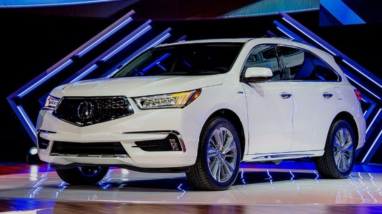 [TOP NEWS] 2020 ACURA MDX RELEASE DATE - YouTube