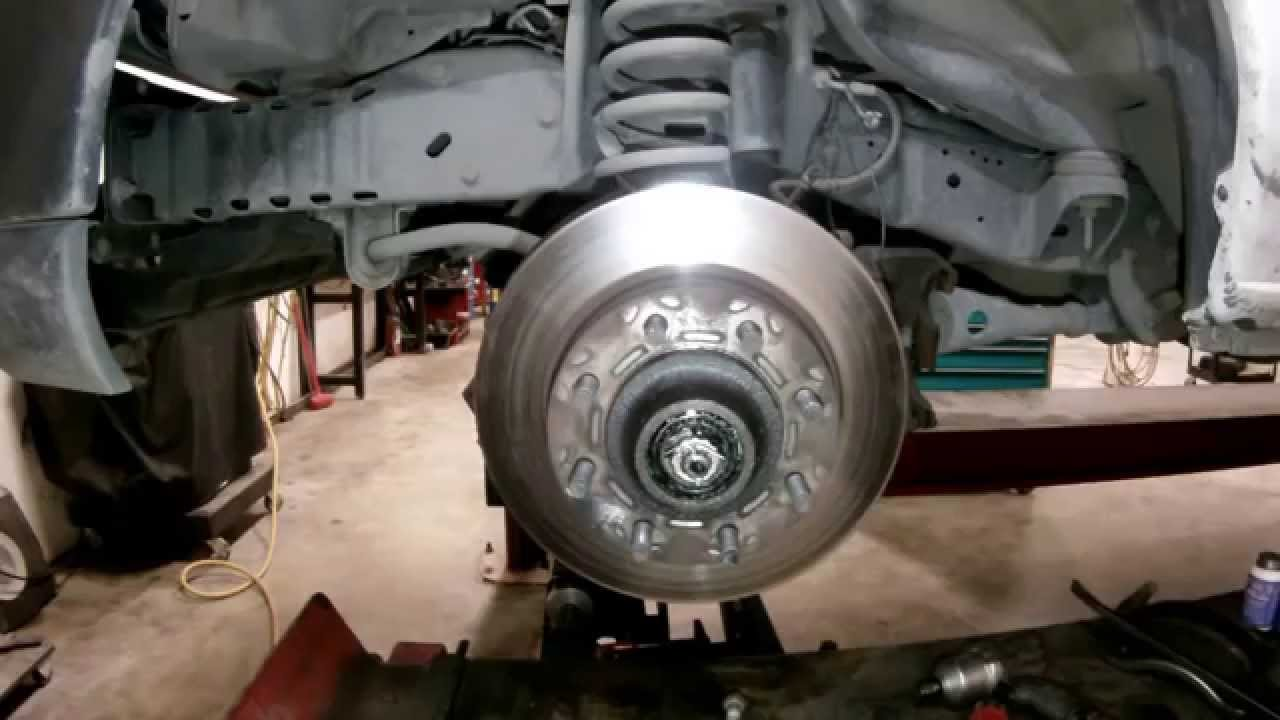 Ford E 150 Ball Joint Replacement How To Replace Ford