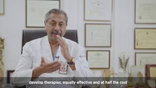 Dr. Naresh Trehan, CMD, Medanta, on Why He Built Medanta