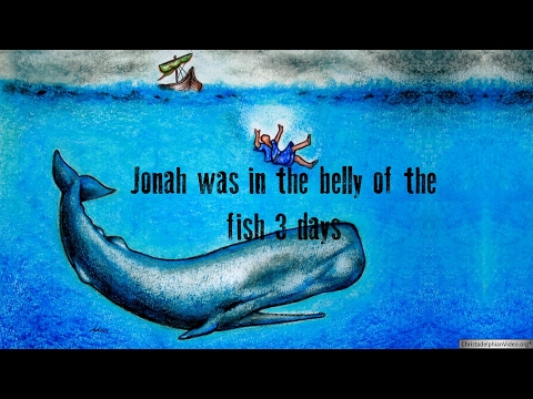 bible quotes jonah was in the belly of the fish 3 days 1 youtube