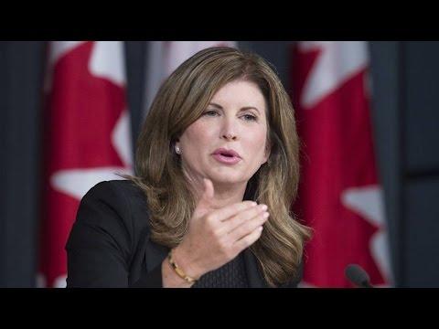 Rona Ambrose calls carbon pricing a 'cash grab' by Liberals