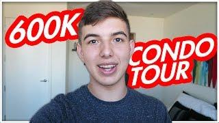 600k Subscriber Condo Tour | LandonMC YOUTUBE SPECIAL