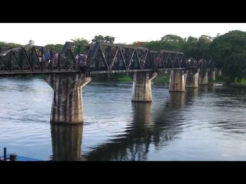 Bridge Over the River Kwai, Hellfire Pass, Thai Travels