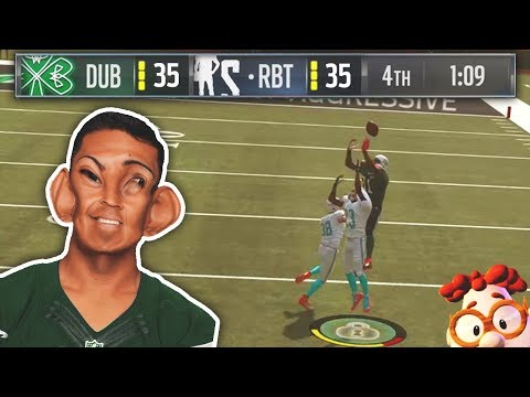 The Rejects take on competitive madden