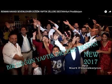 ROMAN HAVASI SEVENLER-BİR DÜĞÜN YAPTIK DİLLERE DESTAN-Kurt Prodüksiyon
