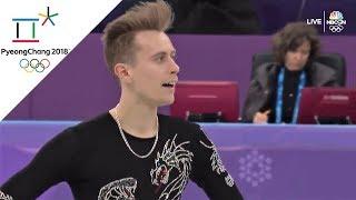 2018 Olympics Men SP Earlier Group (NBCSN)