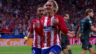 Atletico Madrid vs Chelsea 1-2   All Goals  Extended Highlights   27-09-2017 HD