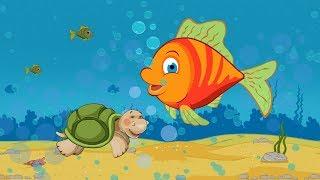 Kırmızı Balık - Çocuk Şarkısı  (Alt Yazılı)