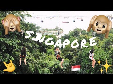 VLOG   Travel in Singapore 🇸🇬🇸🇬🇸🇬   LẦN ĐẦU DU LỊCH SINGAPORE  🌴🌴🌴