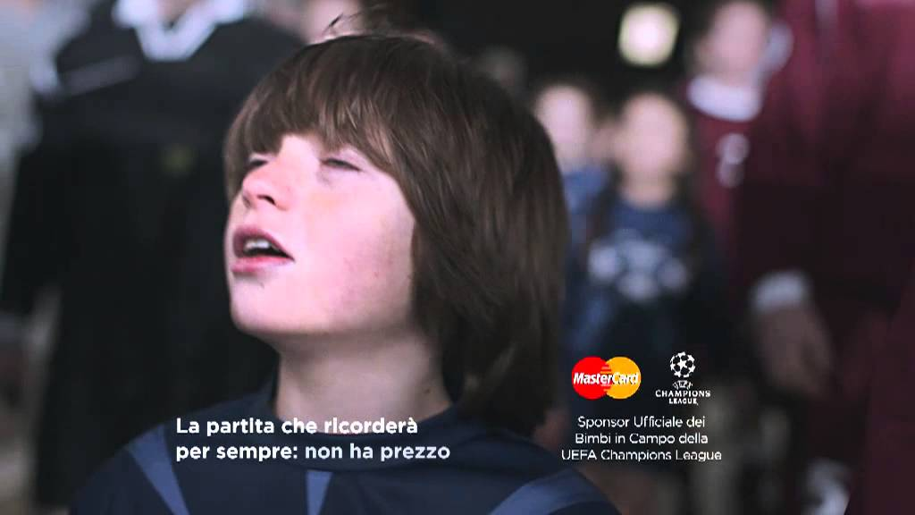 Spot MasterCard Champions League