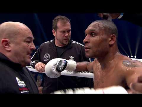 FULL MATCH - Simon Marcus vs. Jason Wilnis - Middleweight Title Fight: GLORY 40 Copenhagen
