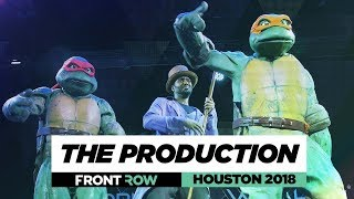 The Production | FrontRow | World of Dance Houston2018 | #WODHTOWN18