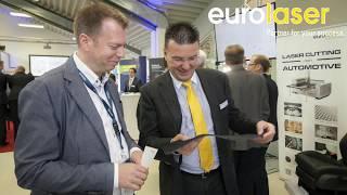 Innovative cutting of automotive textiles - Innovatives Schneiden von Automobiltextilien - eurolaser