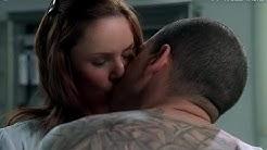 Sarah Wayne Callies Prison Break Kiss Scene