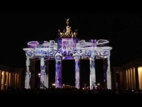 Festival of Lights 2016 Berlin