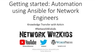 KT EP4 - Automation using Ansible for Network Engineers