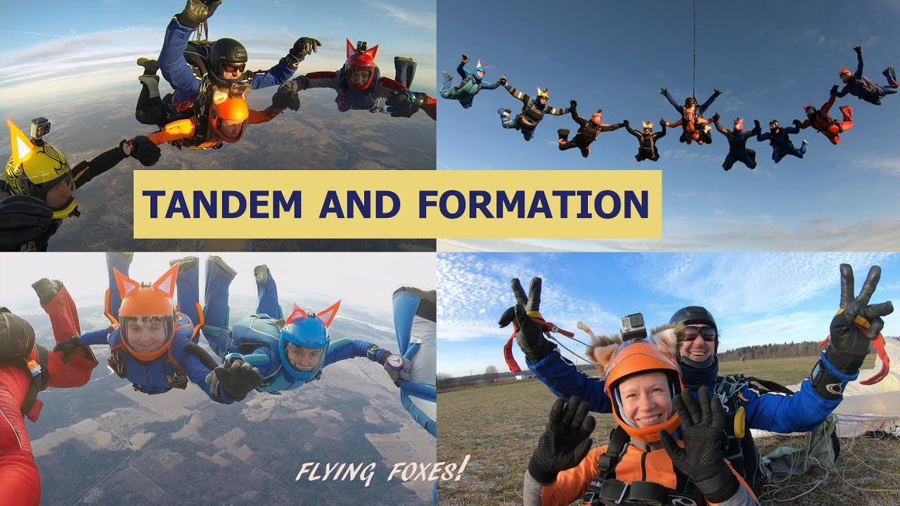 TANDEM AND FORMATION