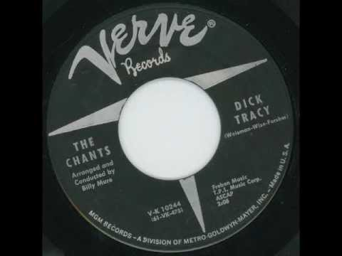 THE CHANTS - Dick tracy - VERVE mp3