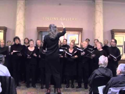 "Flash Choir sings Paulann Petersen's ""Thirst"" - YouTube"