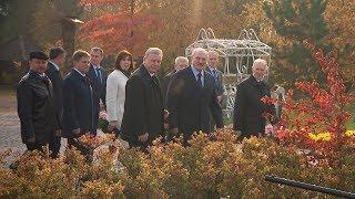 "Лукашенко посетил агротуристический комплекс ""Гарадзенскi маентак ""Каробчыцы"""