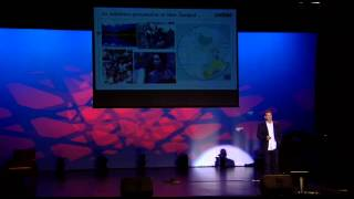 Why NZ is poised to be a creative magnet: Richard Webb at TEDxAuckland video
