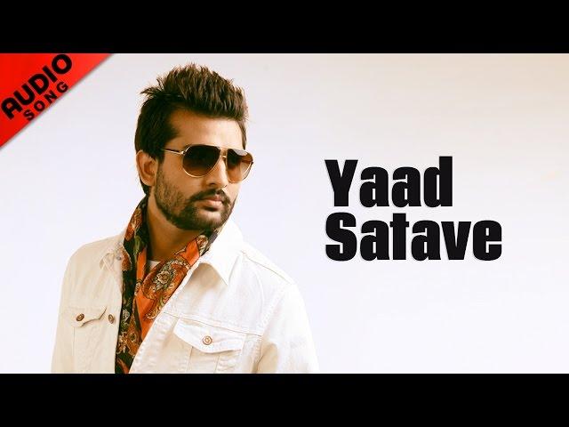 Yaad Satave | Full Audio Song | Yuvraj Hans | Latest Punjabi Songs | Yellow Music