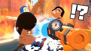 『消防士が一般市民に放水!』スマホゲームして逃げる気のない人から救助要請がきた…