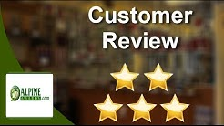 Alpine Awards Union City  Impressive 5 Star Review by Vulnerose V.
