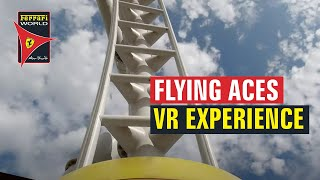 Ferrari World Abu Dhabi | 2020 | Flying Aces VR Experience