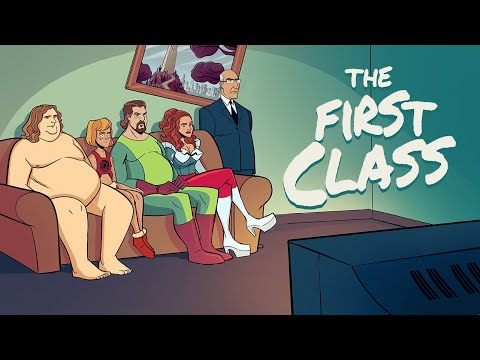 THE FIRST CLASS - SOCIETY OF VIRTUE
