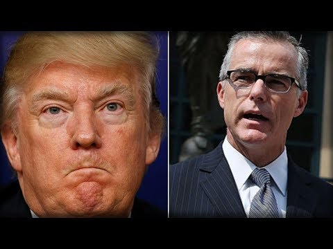BREAKING: BIG GUNS COMING OUT AFTER FBI'S MCCABE DITCHES OUT ON HIS TESTIMONY - THIS IS HUGE!