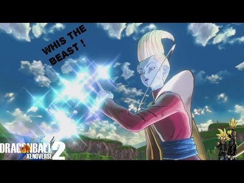 Characters Nobody Uses WHIS - Xenoverse 2