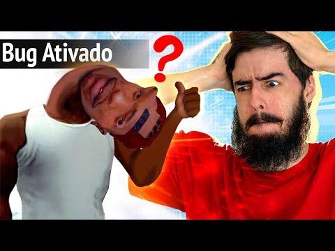 BUGS SATÂNICOS - GTA SAN ANDREAS