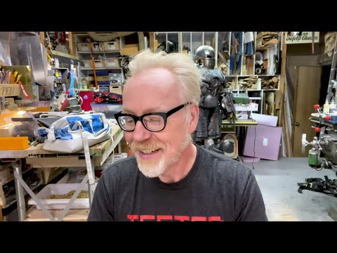 Ask Adam Savage: What Projects Are Best to Attract New Makers?